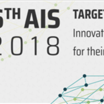 IDBiotech participera au 6th AIS qui se tiendra à Montpellier les 25 et 26 juin 2018<br /> TARGETS FOR MABS : Innovative Approaches for their Discovery &amp; Validation